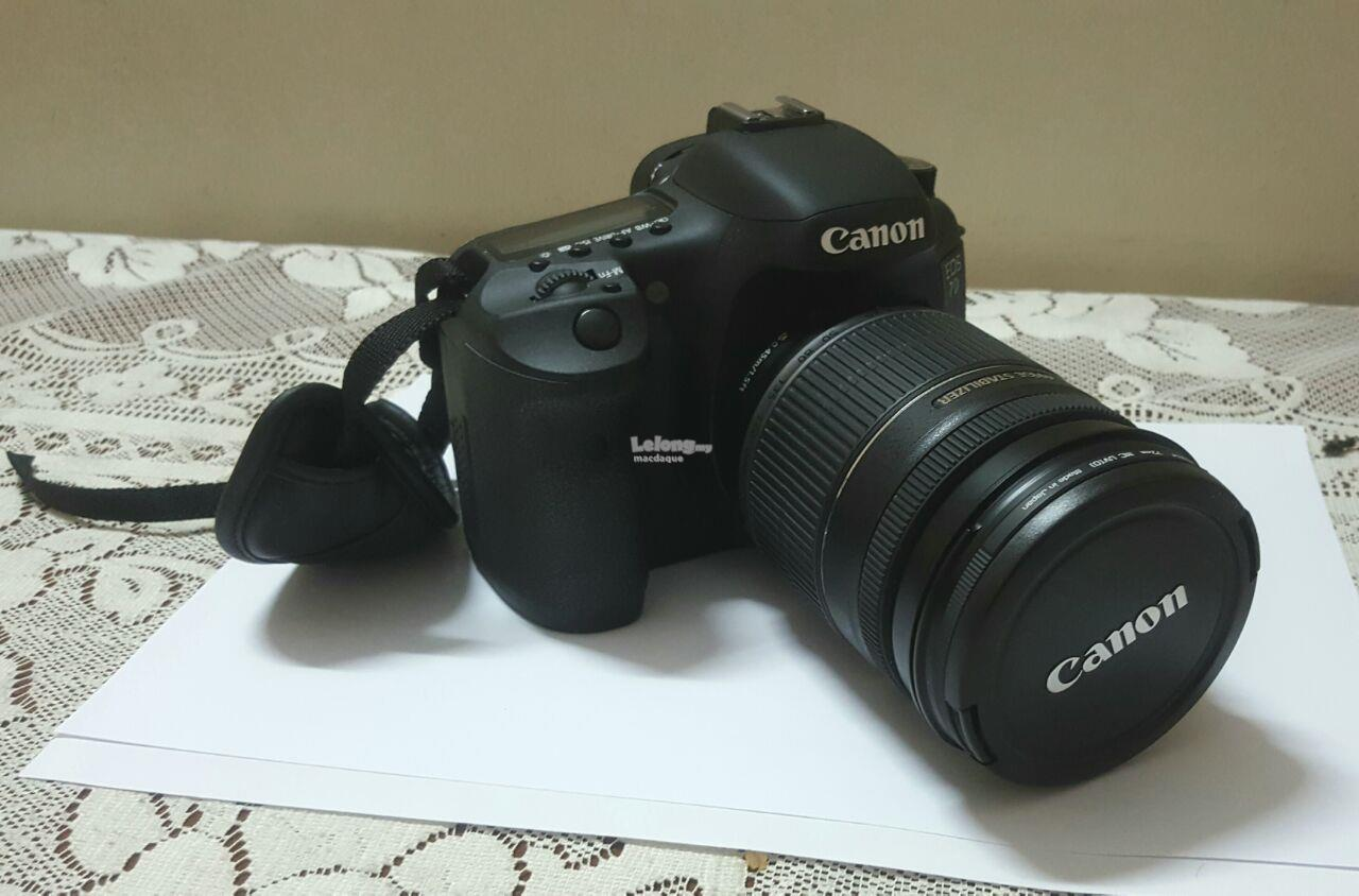 DSLR CANON EOS 7D (camera body price) (end 2/3/2017 1:15 PM)