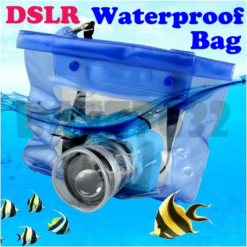DSLR Waterproof Water Camera Diving  Swimming Case Bag Phone 1215.1