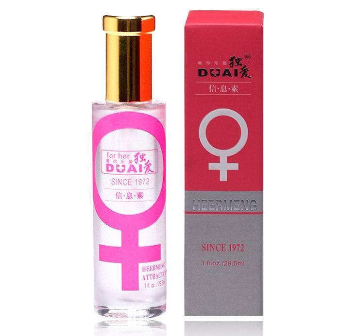 Sex pheromone perfume