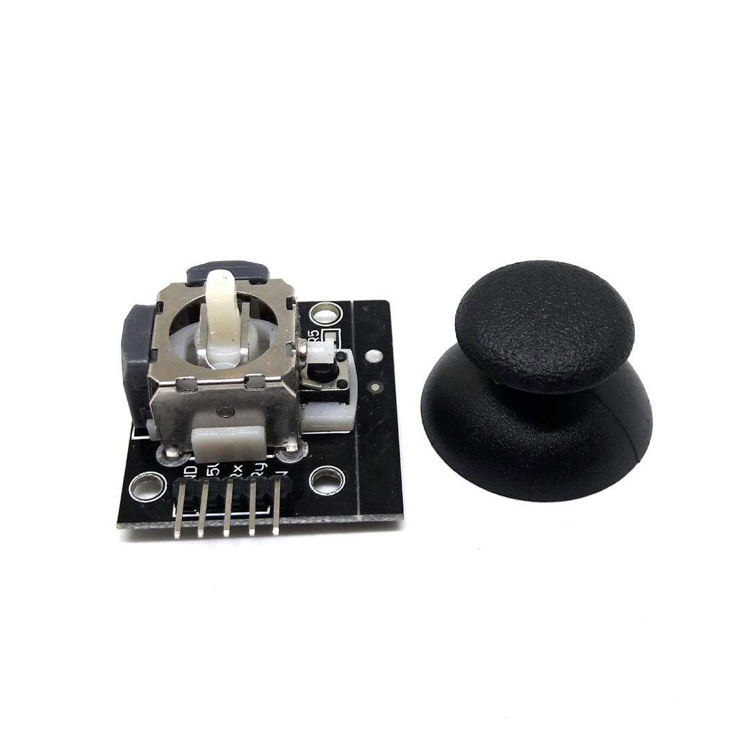 Dual-axis Joystick Module for Arduino and Robotics Control