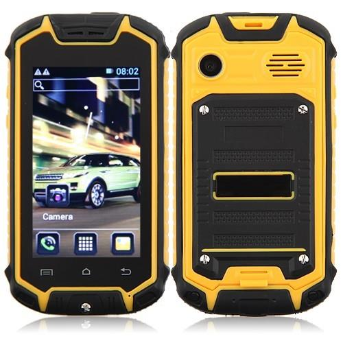 Dual Core Android 4.0 FM WiFi Mini Smartphone (WP-Z18).