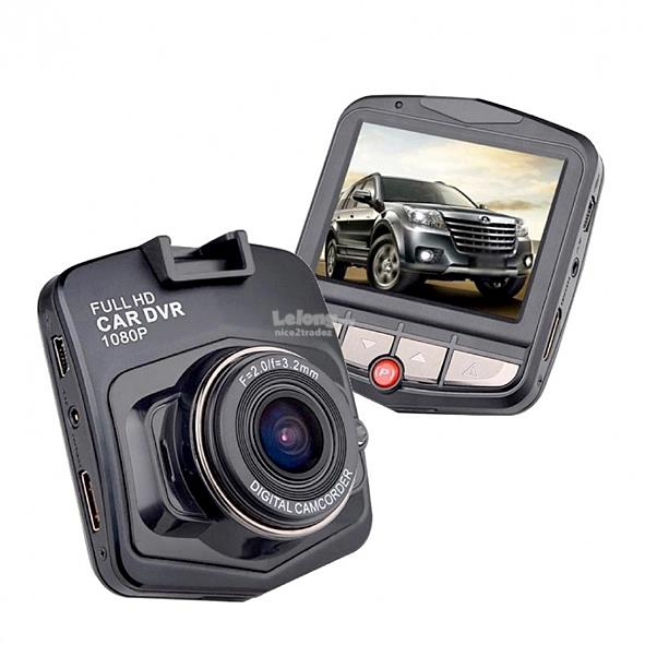 Dual Lens Car DVR Camera 1080P FHD Night Vision Dash Cam DS 2.4in TFT
