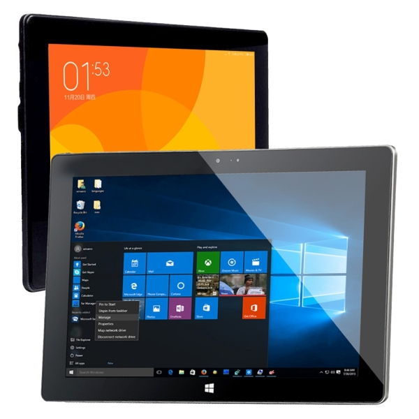 Windows tablet price harga in malaysia lelong dual os tablet pc 32gb 101 inch windows 10 android 51 cpu altavistaventures Gallery