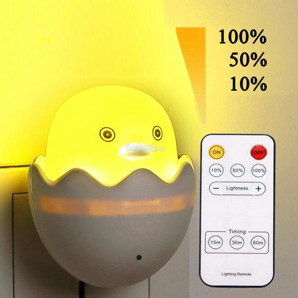 Little Duck Night Light With Remote C End 352020 922 Am
