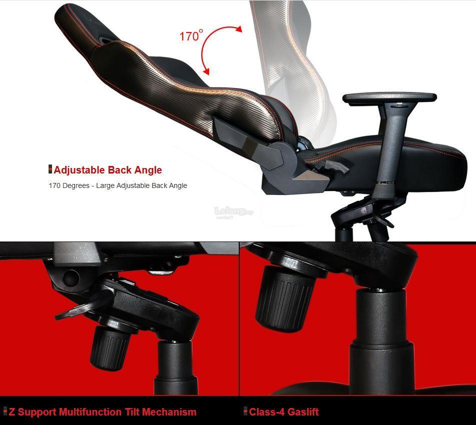 Enjoyable Ducky Hurricane Gaming Chair Inzonedesignstudio Interior Chair Design Inzonedesignstudiocom