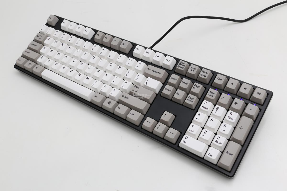 # DUCKY One Full Size Non Backlit Mechanical Keyboard # 1 Yrs Warranty