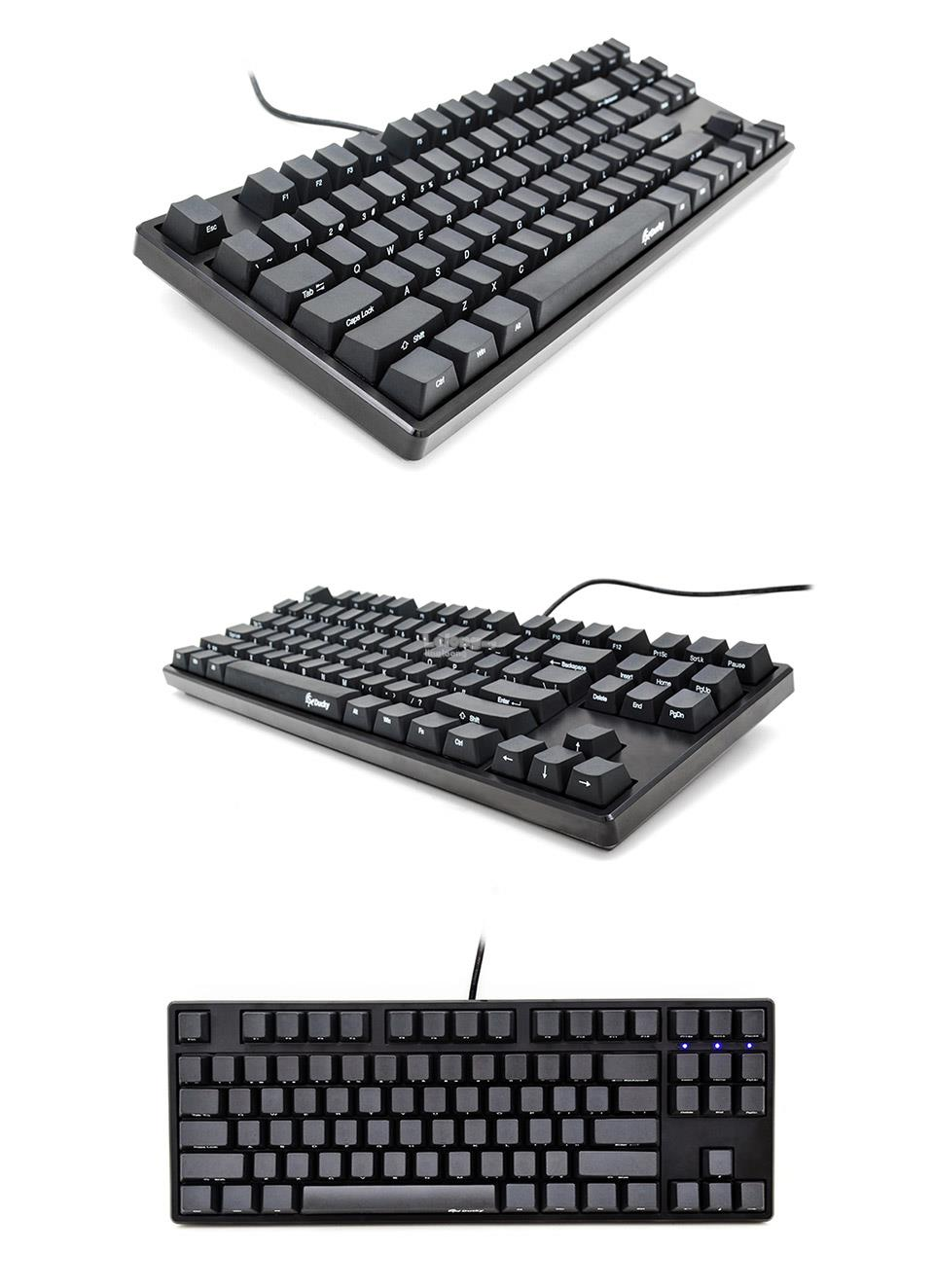 Ducky Mechanical Keyboards One Keyboard Review Tkl White Rgb Cherry Mx Brown Keyboar End 10 31 2019 47 Am