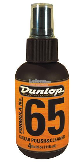 Dunlop Formula 65 Guitar Polish 4 oz