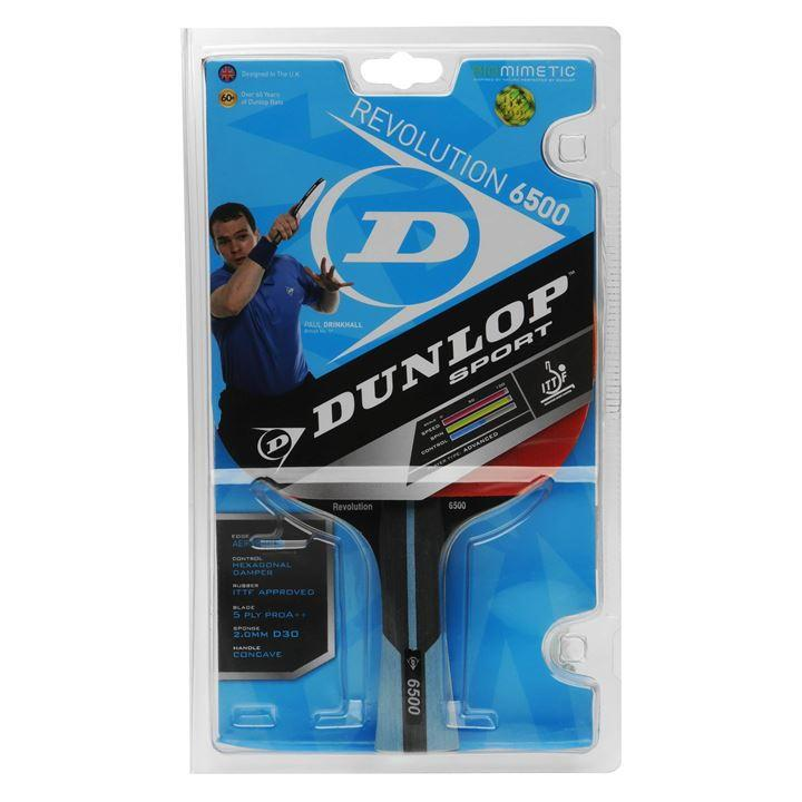 bc1466b0 Dunlop Revolution 6500 Table Tennis (end 5/21/2020 7:15 PM)
