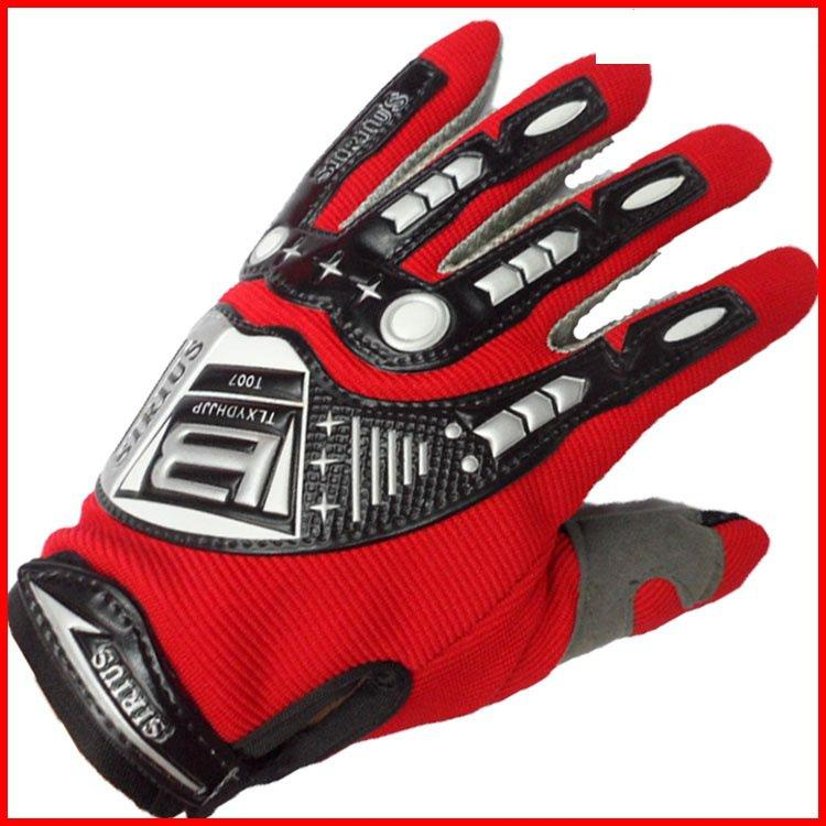 Durable Full Hand Cover Gym/Workout/Motorcycle Glove