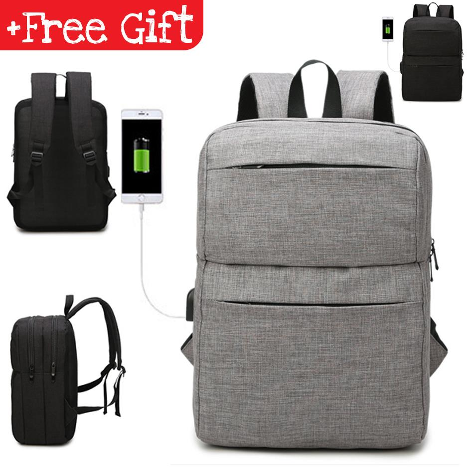 40976866e51 Durable USB Charging Backpack Grade A Design Travel Laptop Bag 138. ‹ ›