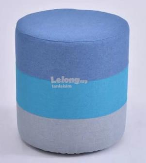 Durable Wooden Rainbow Stool(free shipping)