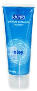 Durex Pleasure-enhancing lubricant (100ml)