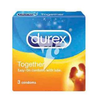 Durex Sensation Condoms 3s+ Durex Fetherlite Ultima+ Together 3's