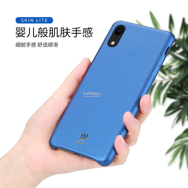 online store 15e99 52f61 DUX DUCIS Apple iPhone X XS XR Max PU Leather Case Cover Casing