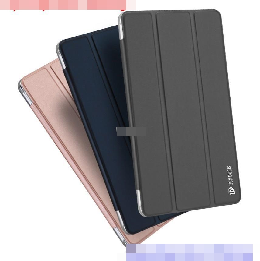 best service 52d3f 37403 DUX DUCIS Huawei MediaPad M3 Lite 8.0 Flip Smart Case Cover Casing