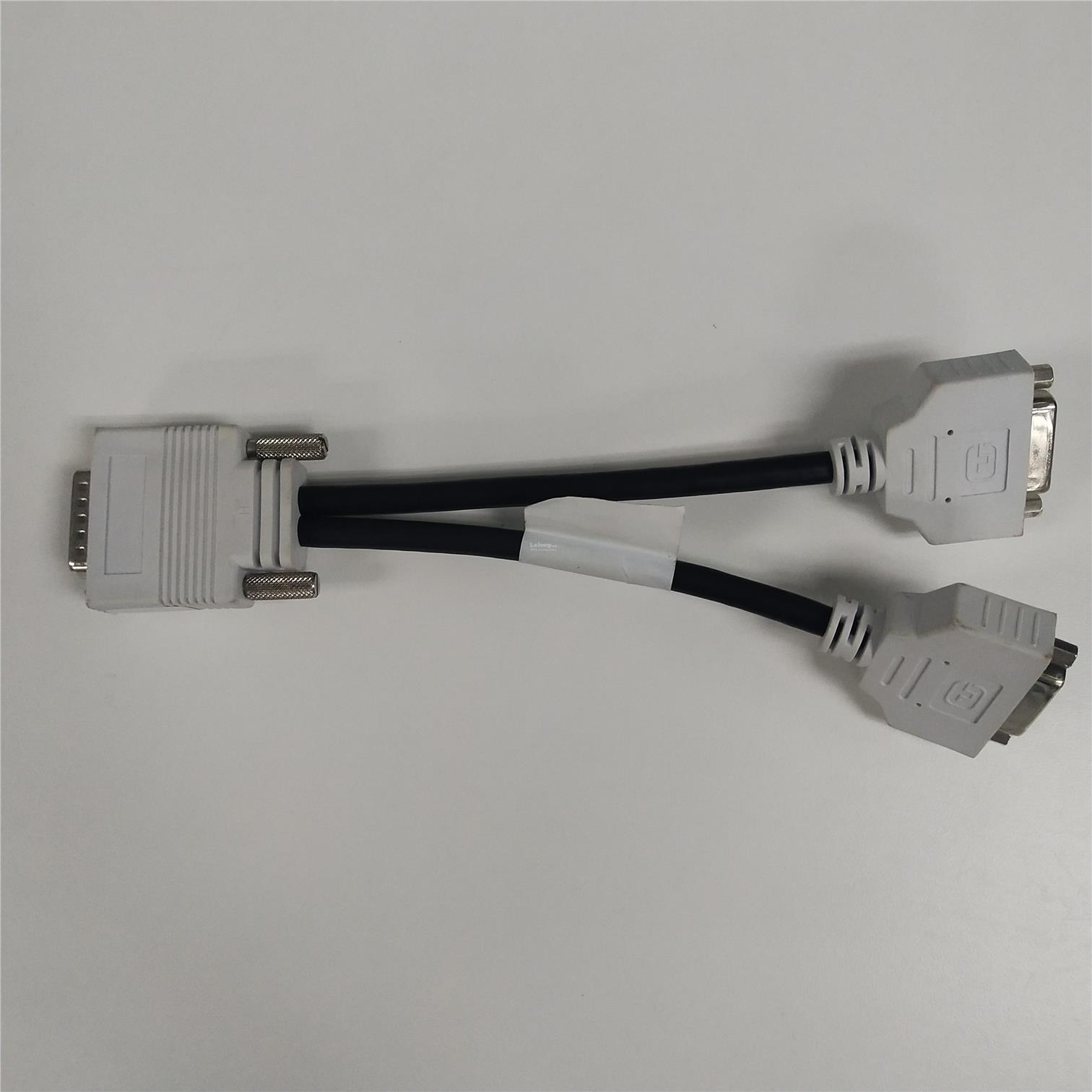 DVI Splitter Y Cable DMS-59 (6502A001-001-01-RS1)