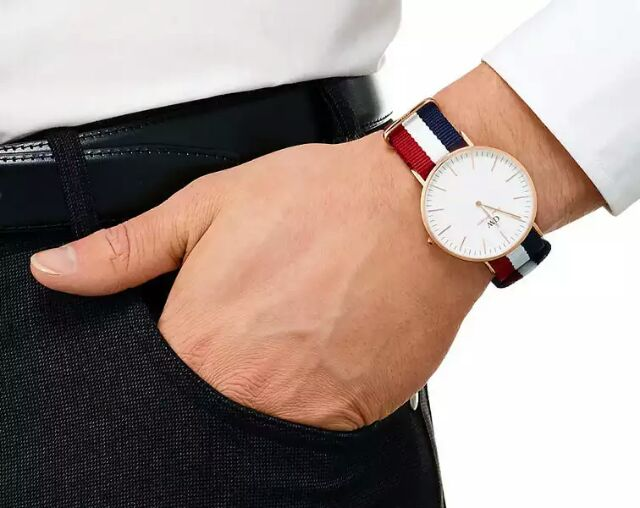 DW Daniel Wellington Classic Cambridge Couple Watches