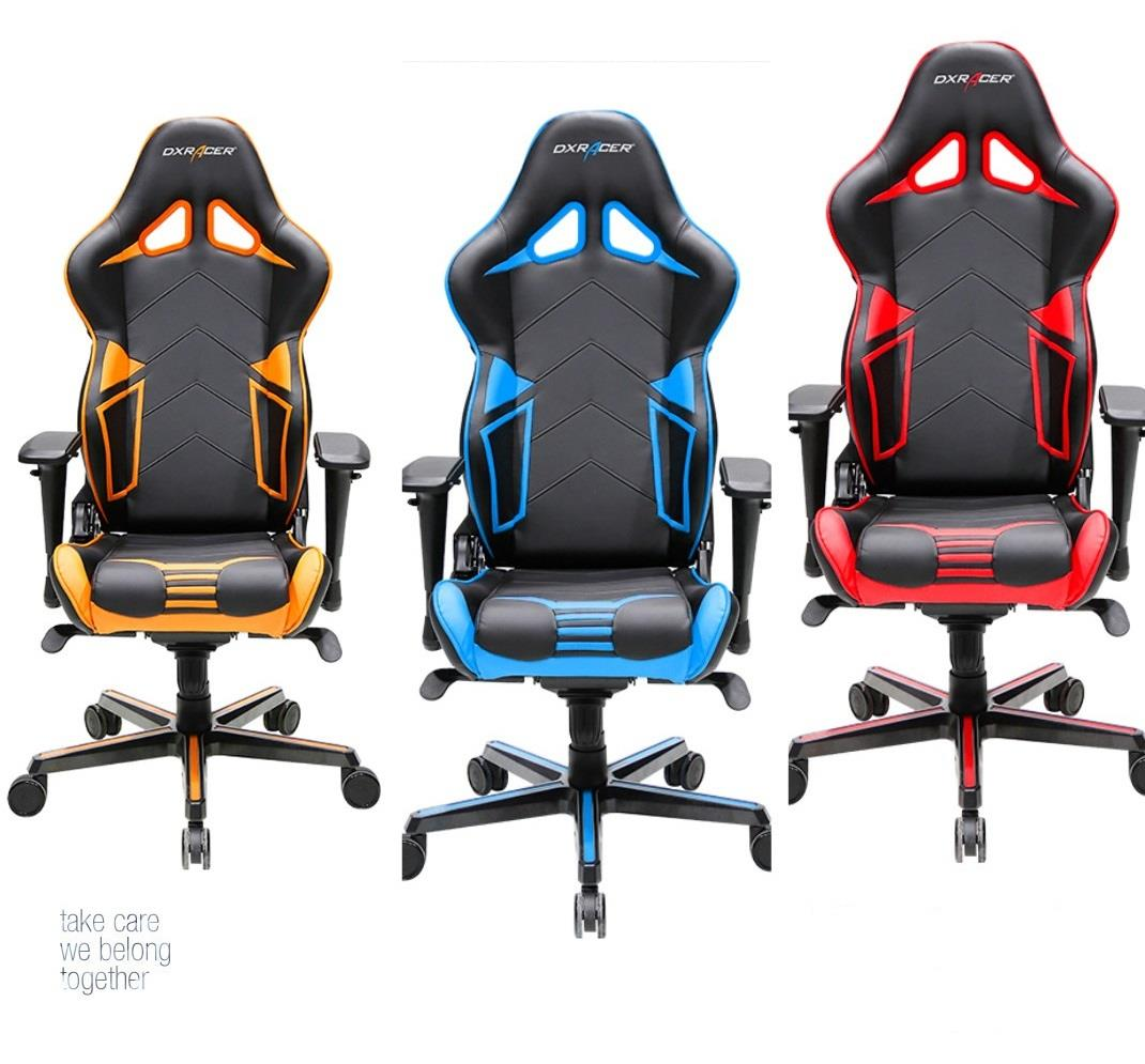Dxracer Premier Racing Rv131 Series Gaming Chair 3 Color Avlb