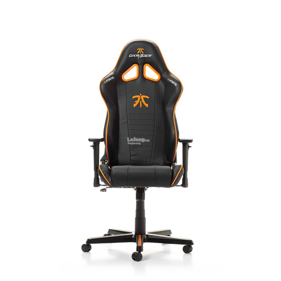 Peachy Dxracer Racing Series Fnatic Special Edition Gaming Chair Theyellowbook Wood Chair Design Ideas Theyellowbookinfo