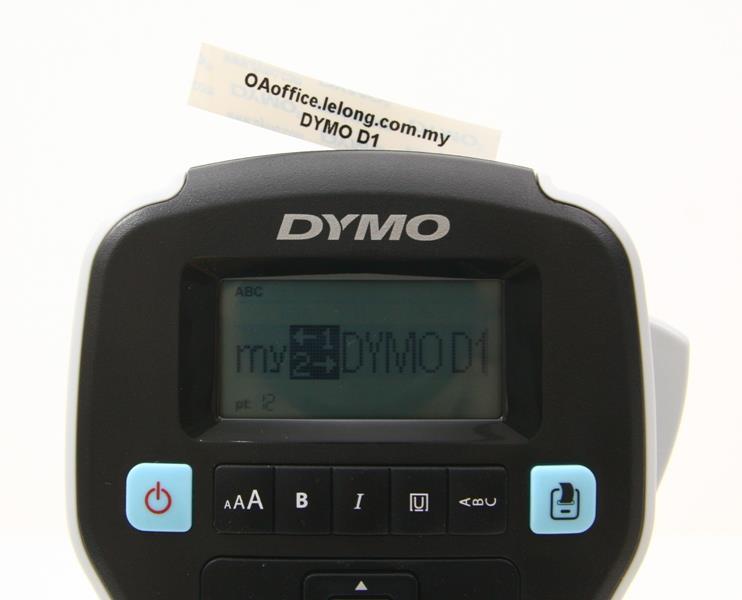 DYMO LabelManager 160 Print Sticker Label