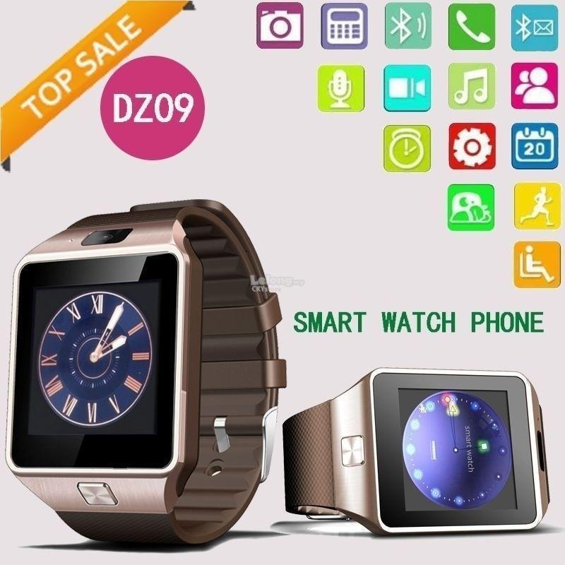 1e7998a22d DZ09 SmartWatch 2.0 Android IOS Blu (end 2/17/2020 12:15 PM)