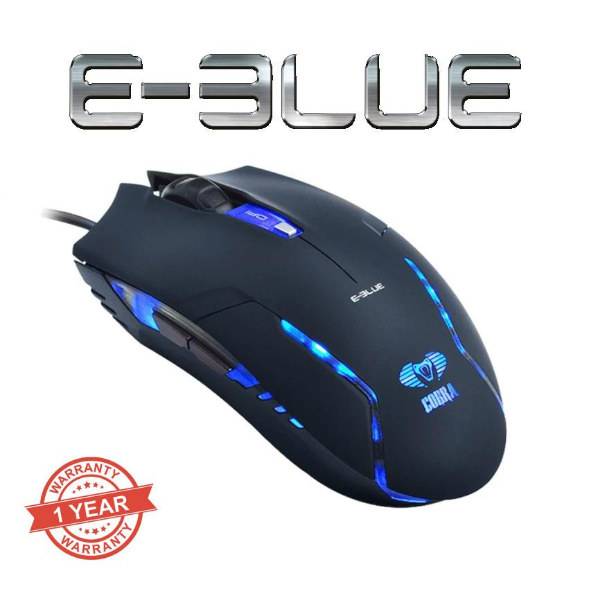 E-BLUE Cobra II Wired Gaming Mouse Optical Sensor