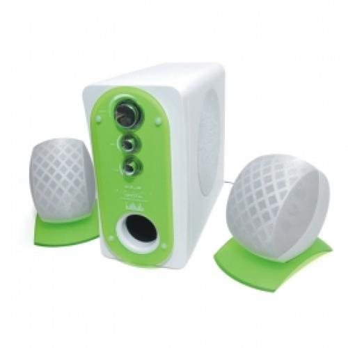 E-Blue Sound Crystal 2.1 Multimedia Speaker System