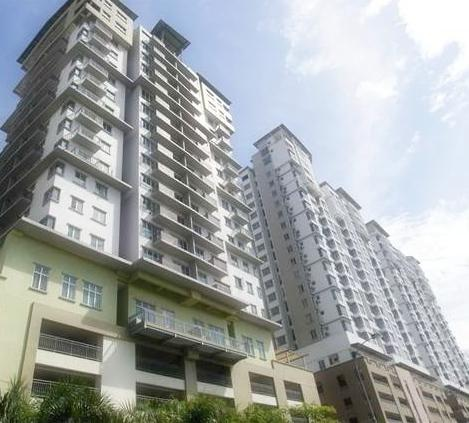 E-Tiara Condo for rent, 692 sqft, SS 16, Subang Jaya, Fully Furnished