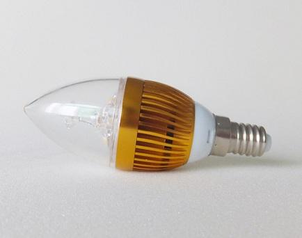 E14 LED Candle Shape Light Bulb