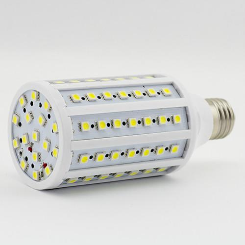 E27 13W-86-SMD5050-Pure White 1720LM LED Bulb