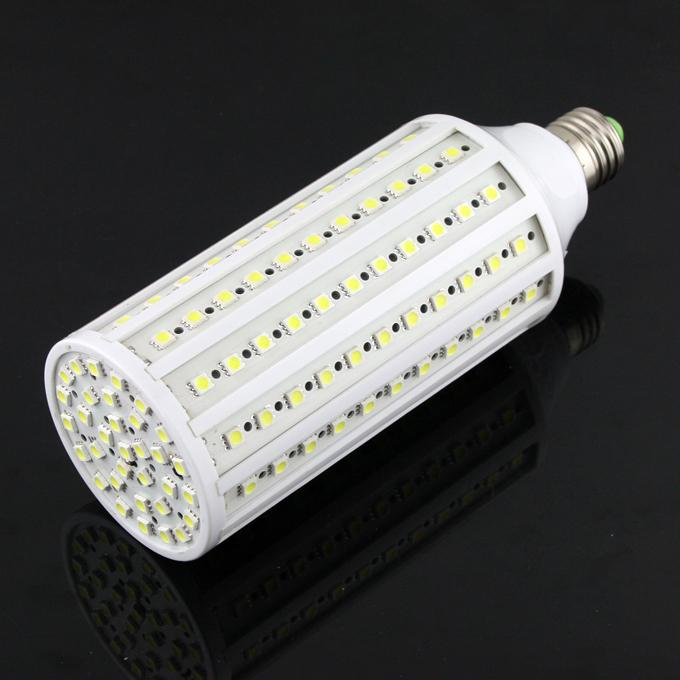 E27 24W-165-SMD5050-Pure White 3300LM LED Bulb