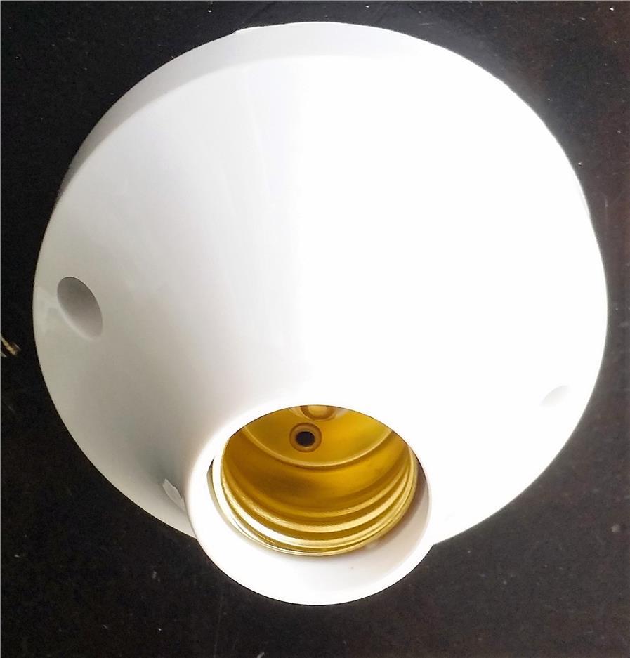 E27 Batten lamp holder ES Bulbs Edi (end 6/29/2018 12:15 PM)