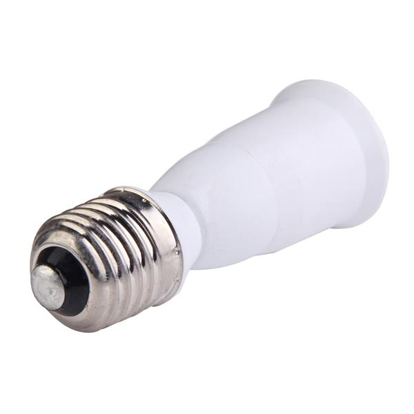 E27 TO E27 LAMP HOLDER EXTENSION CONVERTER ADAPTOR