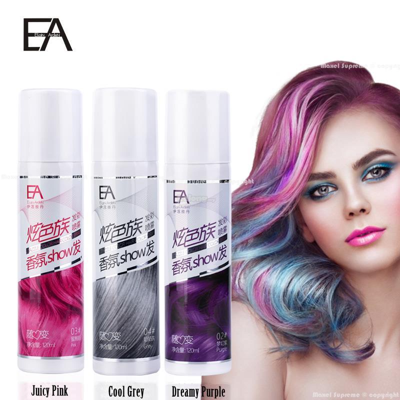 EA Coloring Stylish Hair Dye Spray w (end 4/14/2020 5:15 PM)