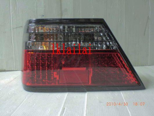 EAGLE EYES BENZ W124 '94-96 RED/SMOKE LED Tail Lamp [TL-001-BENZ-1]