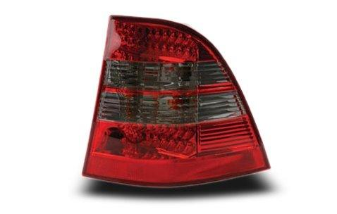 EAGLE EYES BENZ W163 '98-05 RED/SMOKE LED Tail Lamp TL-059-BENZ-1]