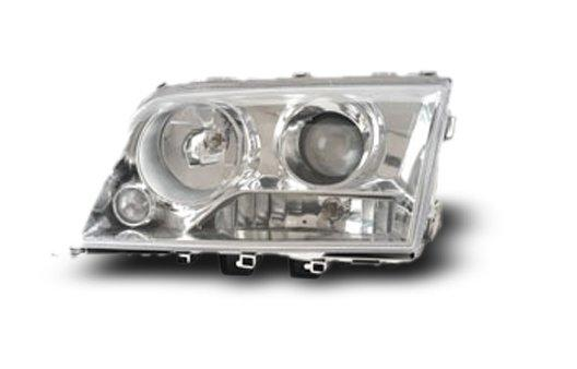 EAGLE EYES BENZ W202 '94-99 Projector Head Lamp [HL-014-BENZ]