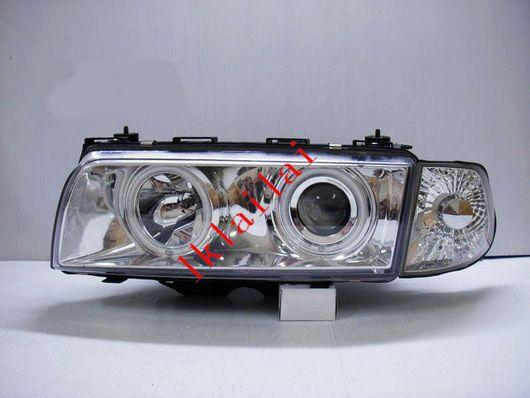 EAGLE EYES BMW E38 '95-97 CHROME CCFL Projector Head Lamp [HL-013-BMW]
