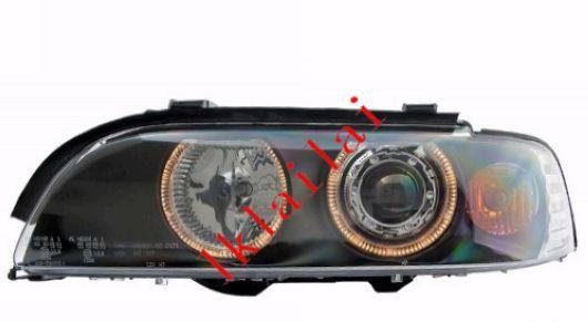 EAGLE EYES BMW E39 '95-03 LED Black Projector Head lamp [HL-005-BMW]