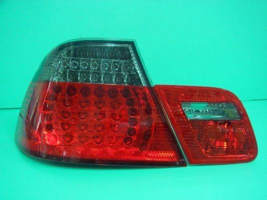 EAGLE EYES BMW E46 4D M3 '98-01 Tail + Back Lamp [TL-063-BMW]