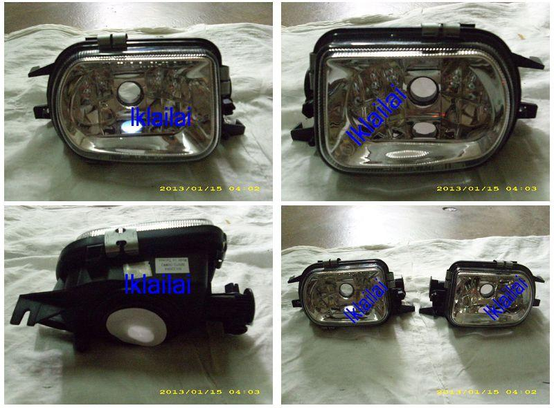 EAGLE EYES MERCEDES BENZ W203 Crystal Fog Lamp [FL-001-BENZ]
