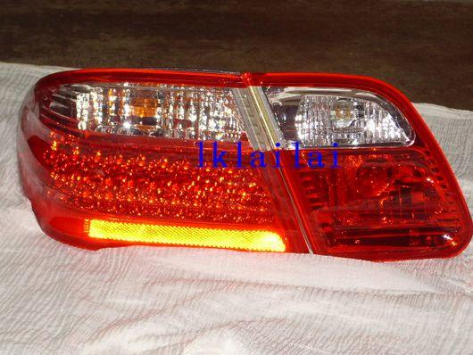 EAGLE EYES MERCEDES BENZ W210 '95-01 LED Tail Lamp Red/Clear