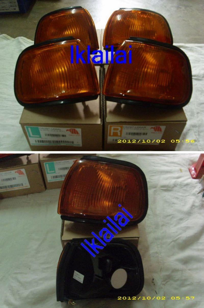 Eagle Eyes  Nissan Sentra B13 Amber Corner Lamp [Price per Pair]
