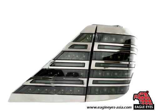 EAGLE EYES TOYOTA ALPHARD VELLFIRE 08-11 SmokeLED Tail Lamp [TL-173-2]