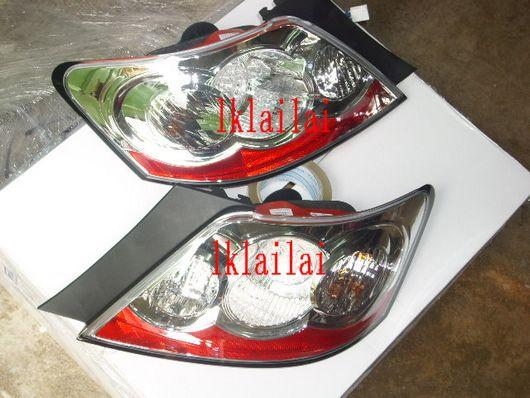 EAGLE EYES TOYOTA REIZ / MARK-X '04-07 CLEAR LED Tail Lamp [TL-151-1]