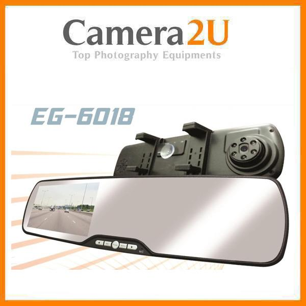 EAGLE I EG-6018 Dashcam camera