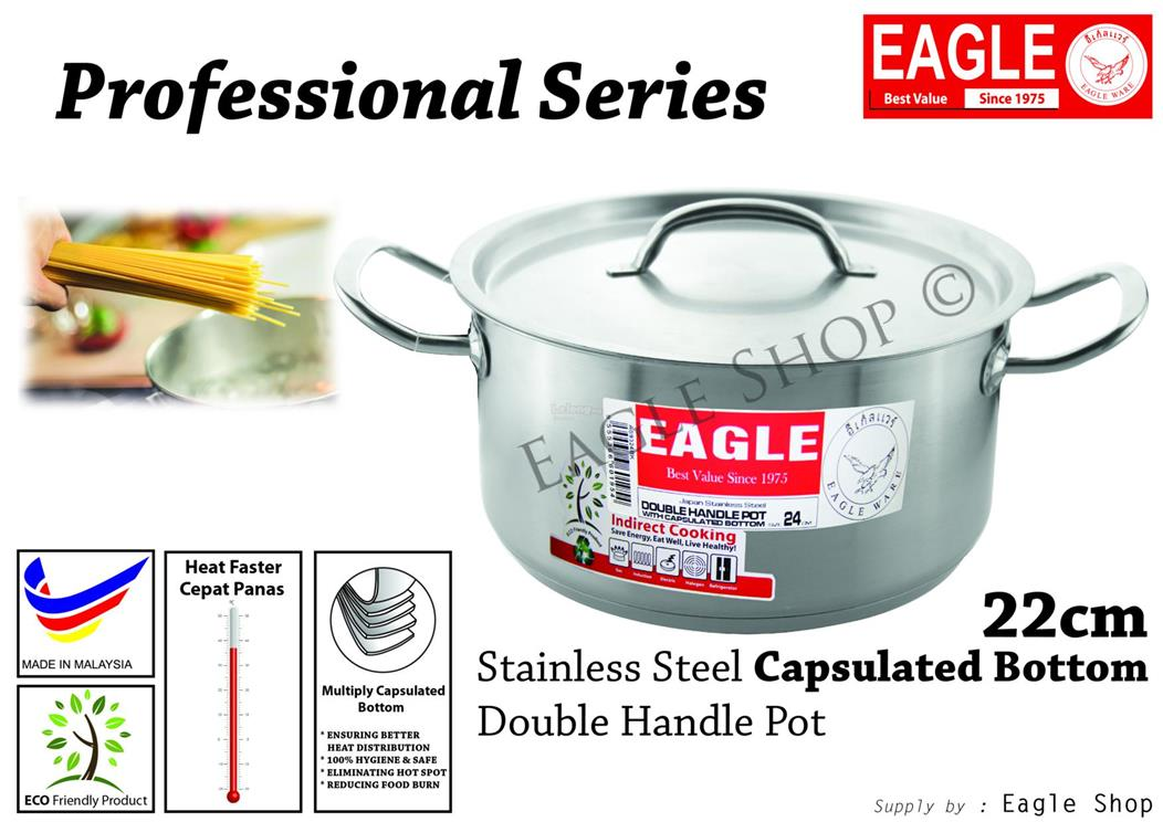 EAGLE Professional Series Double Hand (end 1/6/2019 4:15 PM)