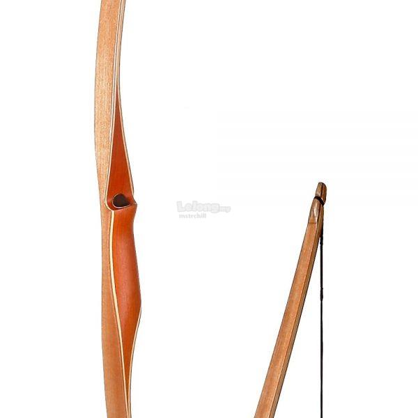 "Eagle Traditional Longbow 68"" 25# LH"