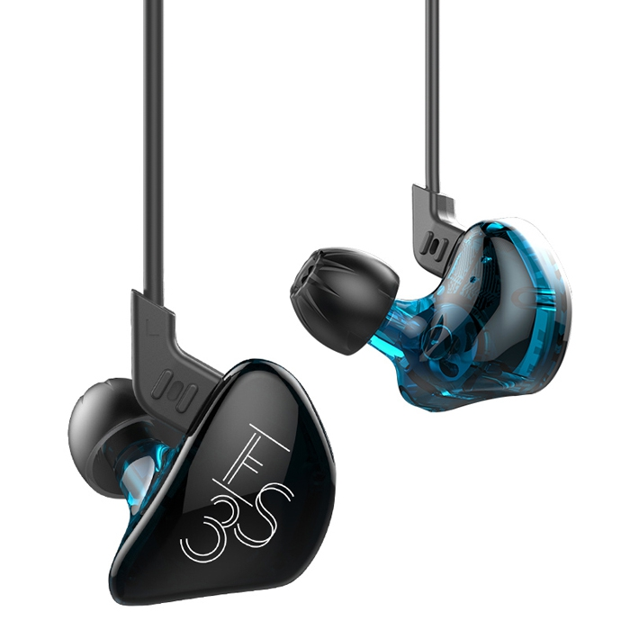 Earphones & Headphones? - KZ Kz - Es3 In-ear Detachable Hifi Music Ear..